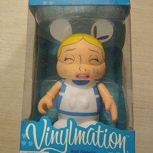 Disney vinylmation Alice in wonderland